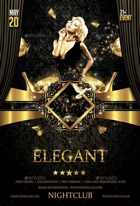 Beauty Elegant Flyer