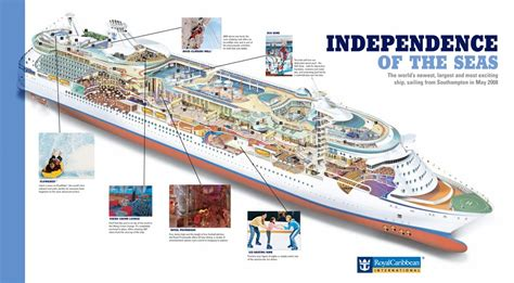 Oasis Of The Seas Floor Plan by Independence Of The Seas Naming Ceremony Gcaptain