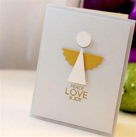 modern angel diy christmas card allfreechristmascrafts com