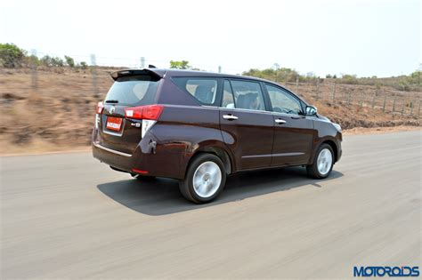 toyota innova new 2016 toyota innova crysta launched in india top