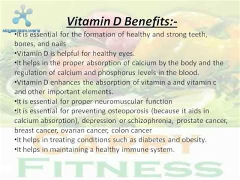 vitamin d deficiency free 1 hour vitamin d lecture benefits of vitamin d youtube