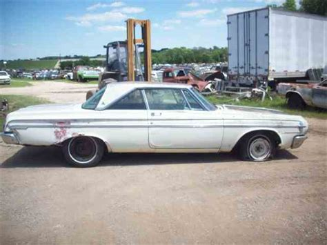 1964 dodge for sale 1964 dodge polara for sale on classiccars