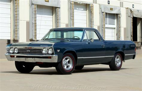Chevrolet El Camino For Sale by 1967 Chevrolet El Camino For Sale 2014558 Hemmings