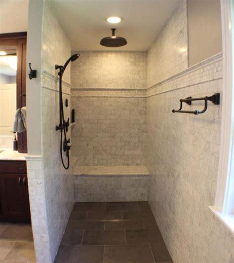 room   doorless shower showers