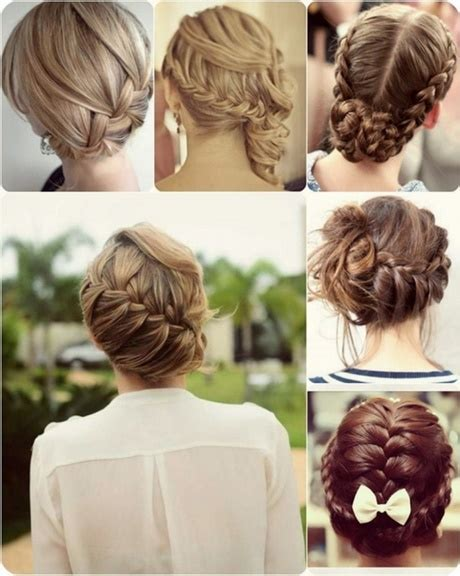 easy and quick hairstyles for long hair for school quick and easy updos for long thick hair