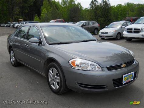 2006 silver impala 2006 chevrolet impala ls in silver metallic photo 16