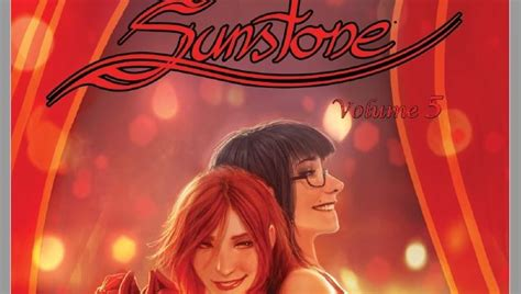 libro sunstone volume 5 sunstone vol 5 tp comic book review impulse gamer