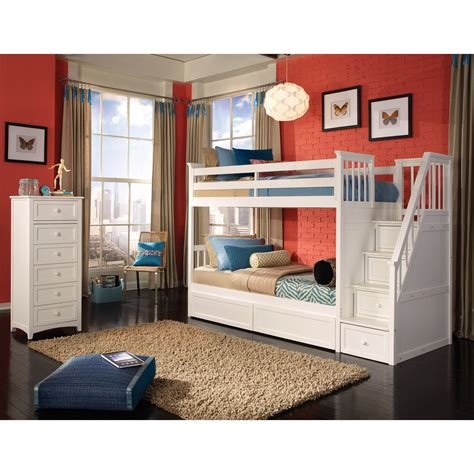 bunk beds stairs bedroom bunk beds with stairs and desk and slide tv