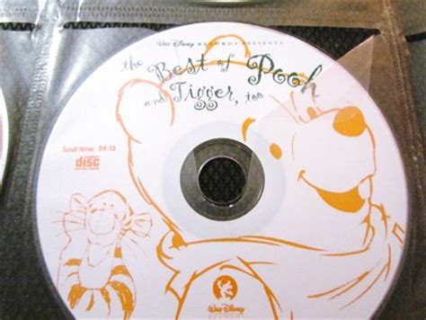 best of pooh free best of pooh and tigger cd cds listia