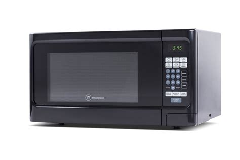 counter top microwave oven westinghouse 1000 watt black