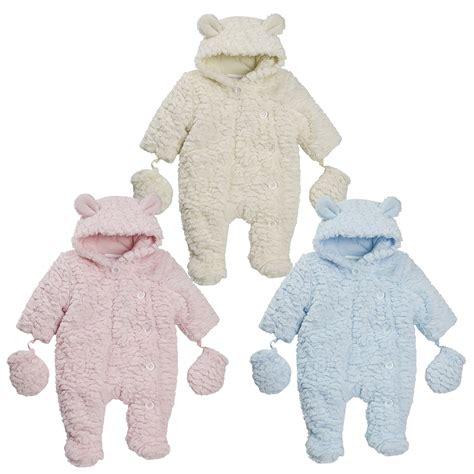 Baby Fleece Coat baby boys hooded snowsuit soft feather fleece fur