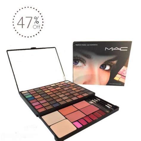 Mac Palette Original buy original mac 72 color eyeshadow palette in pakistan
