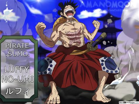 piece monkey  luffy wano kuni arc hd wallpaper