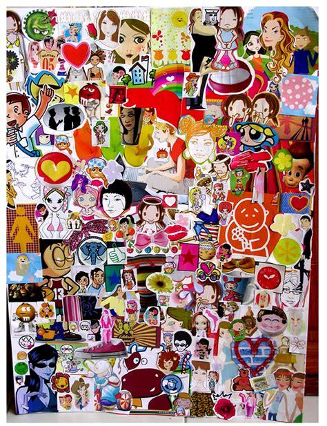 Ejemplos De Collage Para Ninos | manualidades para ni 241 os de diferentes edades