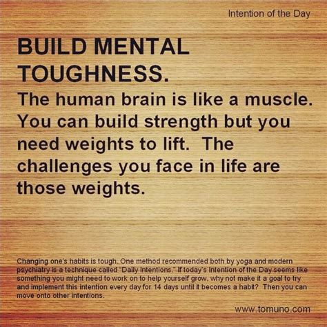 mental toughness mental for strength and fitness books one team one goal quotes quotesgram