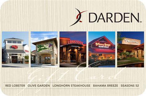 Free Olive Garden Gift Card - 50 gift card to olive garden red lobster longhorn steakhouse bahama male models picture