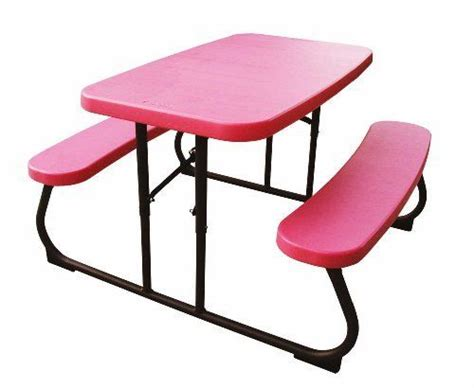 childrens folding picnic table 109 best lifetime plastic resin picnic tables images on