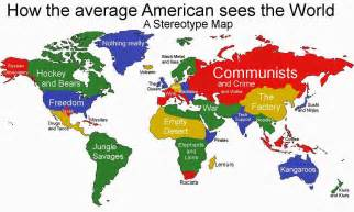 america world map the 5 most infuriating stereotype maps of the world free