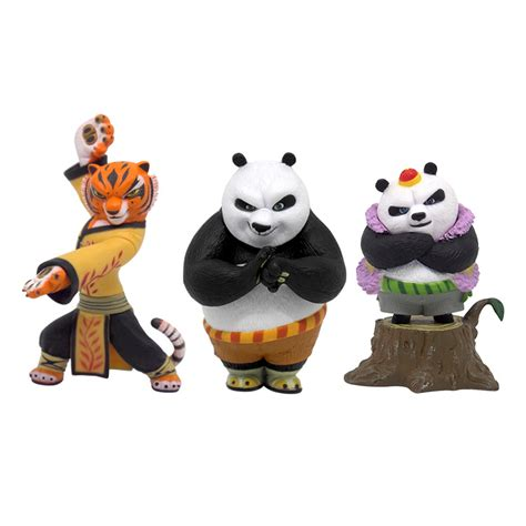 mainan figurine kungfu panda aliexpress buy 1pcs official 2016 kungfu kung