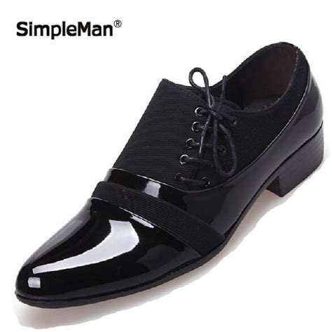 Jual Simple Flatshoes Polos aliexpress buy 2015 s leather shoes polo shoes lace up flats business and wedding