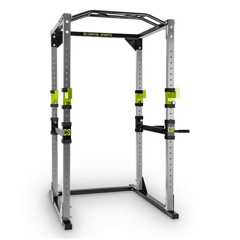 bench power rack power steel rack square weight lifting multi gym home pull