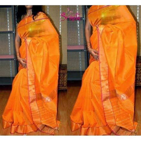 light weight sarees india yellow light weight silk saree south india fashion
