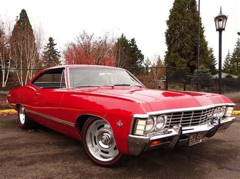 chevrolet impala 1967 black classic 1967 chevrolet impala w black interior 327 v8