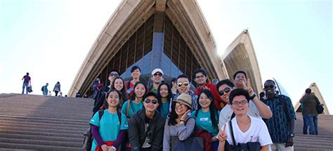 Mba In Sydney For International Students by Sydney The Macquarie Globe