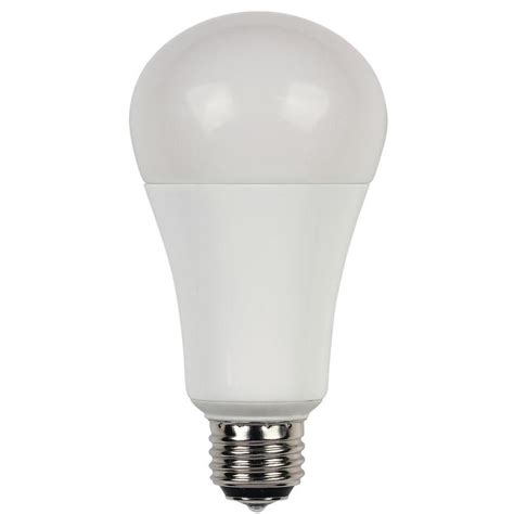 100 Watt Equivalent Led Light Bulbs For Home Westinghouse 30 60 100 Watt Equivalent Warm White 2 700k