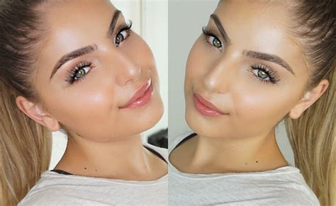tutorial makeup glowing fresh skin glowing face makeup tutorial skin prep youtube