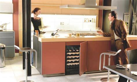 under bench wine fridge wine fridge cabinet for kitchen with integrated door