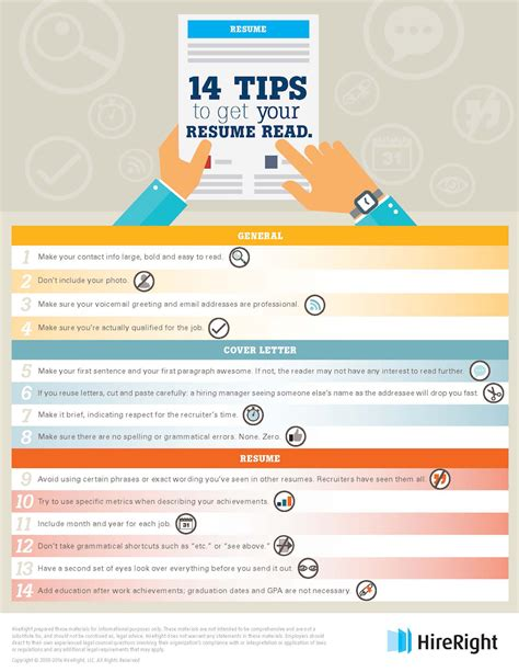Resume Tips To Get An help resume tip