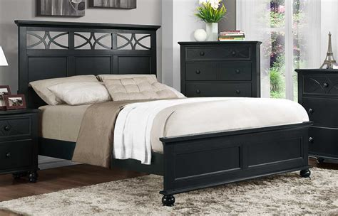 sanibel bedroom set sanibel bed black