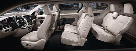 2020 Dodge Caravan Interior Dimensions