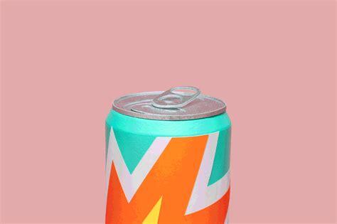 energy drink gif zetland magazine animated illustrations on behance