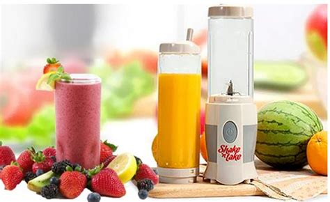 Shake N Take Juicer buy shake n take mini juice blender powerful 180 with free 2 smoothie bot shopclues
