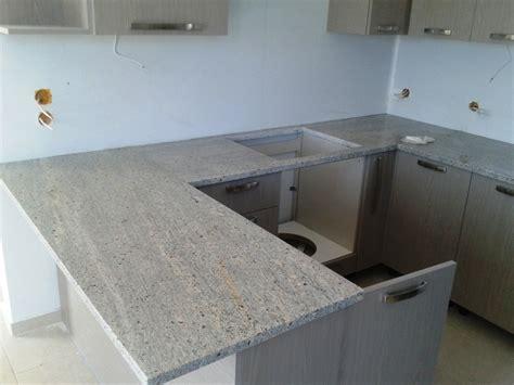 grey granite countertops with white cabinets awesome white and gray granite kitchen saura v dutt stones