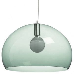Kartell Fly Ceiling Light Details About Kartell Fly Ceiling Suspension Light Transparent Slight Damaged Rrp 163 156