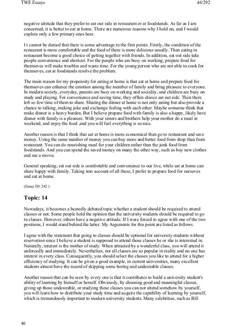 Art College Essay Examples 20 Before Arts Music