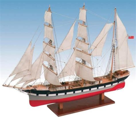 sailboat model kit glenlee tall ship model kit wood model kit constructo