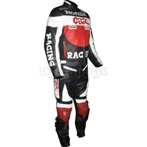 motorcycle suit honda cbr racing leather motorcycle suit