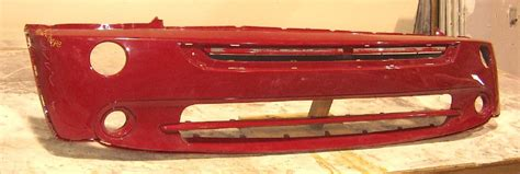 2005 mini cooper front bumper cover 2005 2008 mini cooper base model w o bright trim front bumper cover bumper megastore