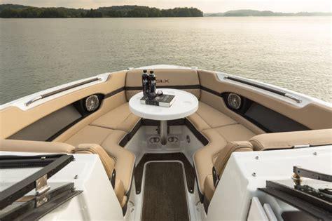 sea ray boat tables searay 280 slx bowrider boatmags