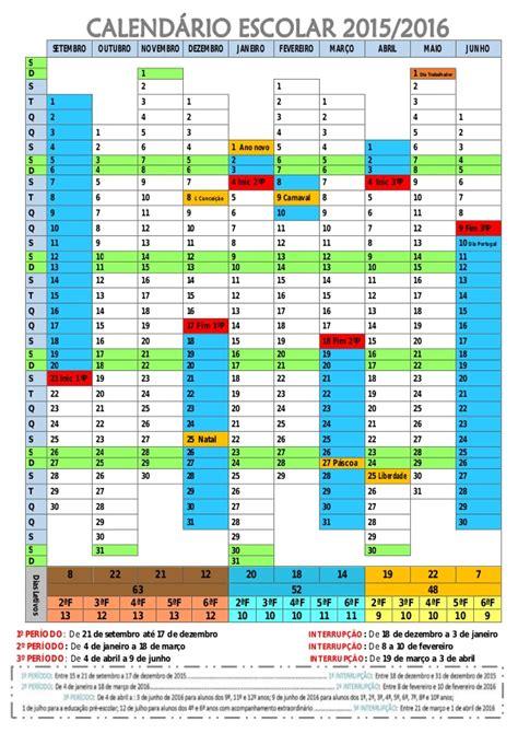Calendario Escolar Porto Editora 2016 Calend 225 Escolar Ano Letivo 2015 2016 Cinza