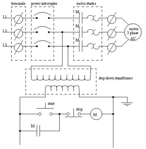 3 phase motor electrical schematics symbols 3 get free