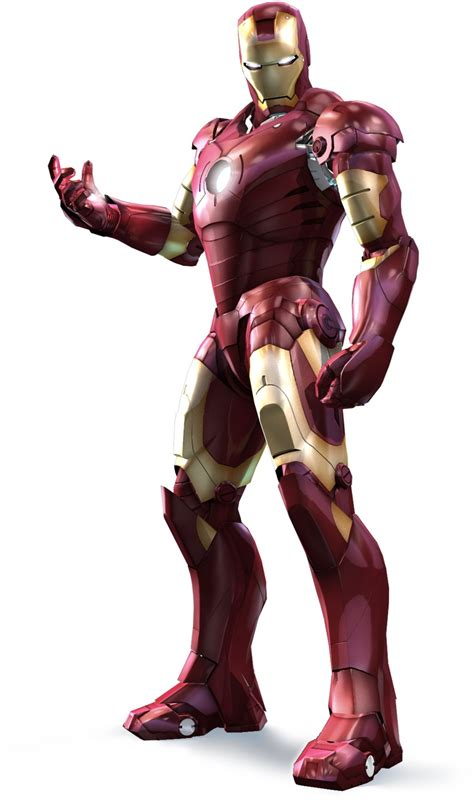iron man marvel capcom