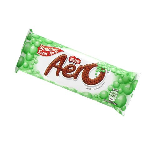 Cool Stock by Nestle Aero Mint