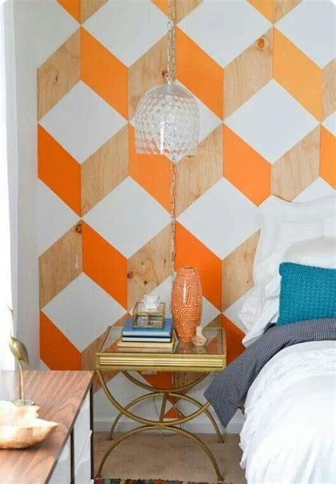 stylish geometric wall decor ideas digsdigs