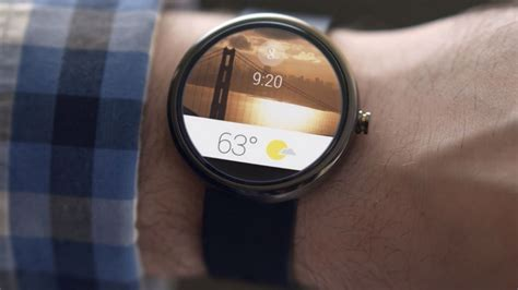 android wear moto 360 moto 360 2015 officially launched in china xiaomitoday