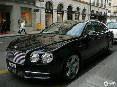 matte black bentley flying spur bentley flying spur w12 22 march 2015 autogespot